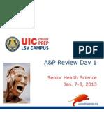 9 1 - final exam review day 12 ap pres