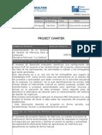 Gestion de matricula - Acta de Constitución
