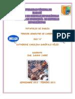 Folder de Ingles 3A Carolina