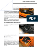 Last 40 Pages Manual de Mantenimiento