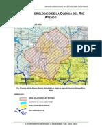 Estudio Hidrologico Rio Atenco Dic 2012