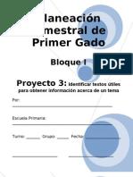 1er Grado - Bloque I - Proyecto 3[1]
