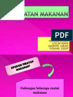 SIRATAN MAKANAN
