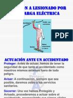.Atencion a Lesionados Por Electricidad