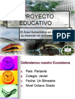 Cj Proyecto Educativo