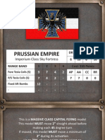 Prussian Imperium Sky Fortress Updated
