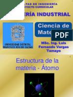 001 Estructura de La Materia