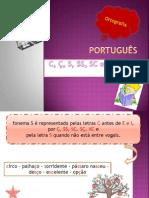 PORTUGUÊS AULA ORTOGRAFIA