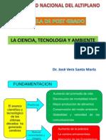 1. La Ciencia Tecnologia y Ambiente
