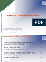 3. Ciencia y Tecnologia en Peru