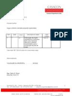 Orçamento - Elaboração de projeto.doc