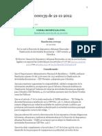 Activ Economicas Dian 2013