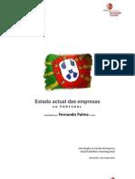 1º Trabalho - Estado actual das empresas em Portugal