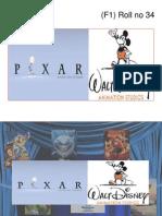 Disney-Pixar-PPT-Neha Rawal.ppt Answer Paper 1q(2)