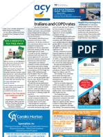 Pharmacy Daily for Tue 19 Feb 2013 - Australia and COPD, Health insurance up, Calcium risks, Good fats and much more...