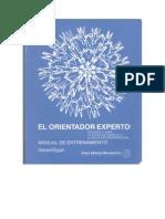 Manual Del Orientador Experto Manual de Destreza de Ayuda 1