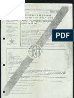 NBR 7505 - Armazenagem de Líquidos Inflamáveis e Combustíveis