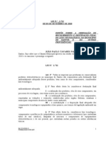 LEI 2712_2010 - LIXO ELETRÔNICO EM SANTOS