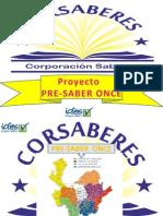 Presentación Proyecto Pre-Saber Onced (1)