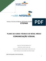 Ementas Comunicação Visual