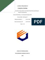 Laopran Praktikum Perawatan 'Cooling Tower - Kel.5-3B