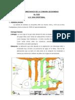 Estudio Geomecanico de La Camara de Bombas Del Nv 1020