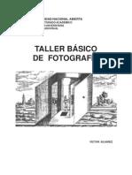 FOT- Taller Básico de Fotografía Análoga- U. Nacional Abierta