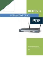 Comandos CLI