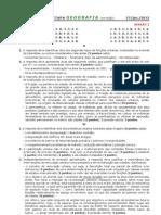 2011-12 (3) TESTE 11º GEOG A [JAN - CRITÉRIOS CORREÇÃO] (RP)