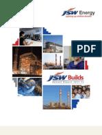 JSW Energy AR 2011 12 Low Res
