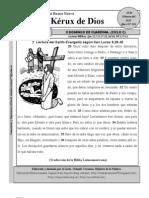 Lectio II Cuaresma