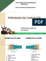 Ponchado de Cable Utp 1