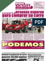 Semanario El Despertar, Edición N°20