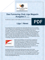 Das Funracing Club Liga Magazin 2