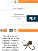 Etica Medica Simon Kawa