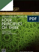 110696078 Four Principles of Shirk