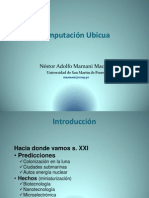 Computació Ubicua 2