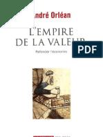 15.L'Empire de La Valor.orleans