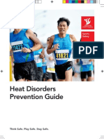Heat Disorder Guide