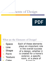 Elements of Design 1