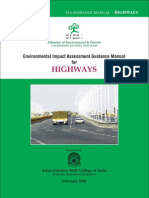 Environmental Impact Assessment Guidance