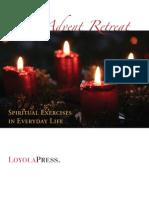 An Advent Retreat