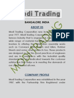 Rollers and Idlers - Modi Trading