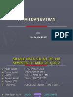 BAB-I.tanah & Batuan-kul 1