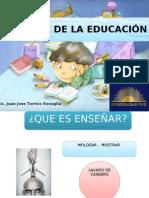 EL VALOR DE LA EDUCACIÓN