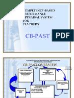 CB-PAST Performance Standard