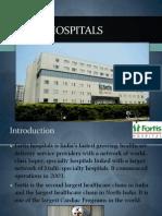 FORTIS HOSPITALS.pptx