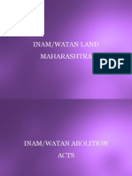 Inam laws