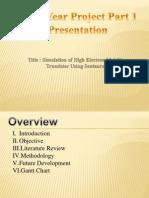 introduction to sentaurus tcad 1 electric current simulation rh scribd com Synopsys TCAD Synopsys TCAD