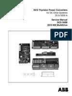 Abb DCS600ServiceManual